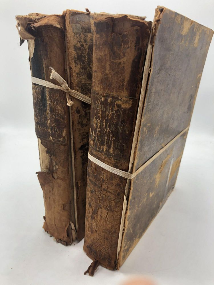 The Ancient History Of The Egyptians, Carthaginians, Assyrians, Babylonians, Medes & Persians, Macedonians, and Grecians (2 Volumes). Charles Rollin.