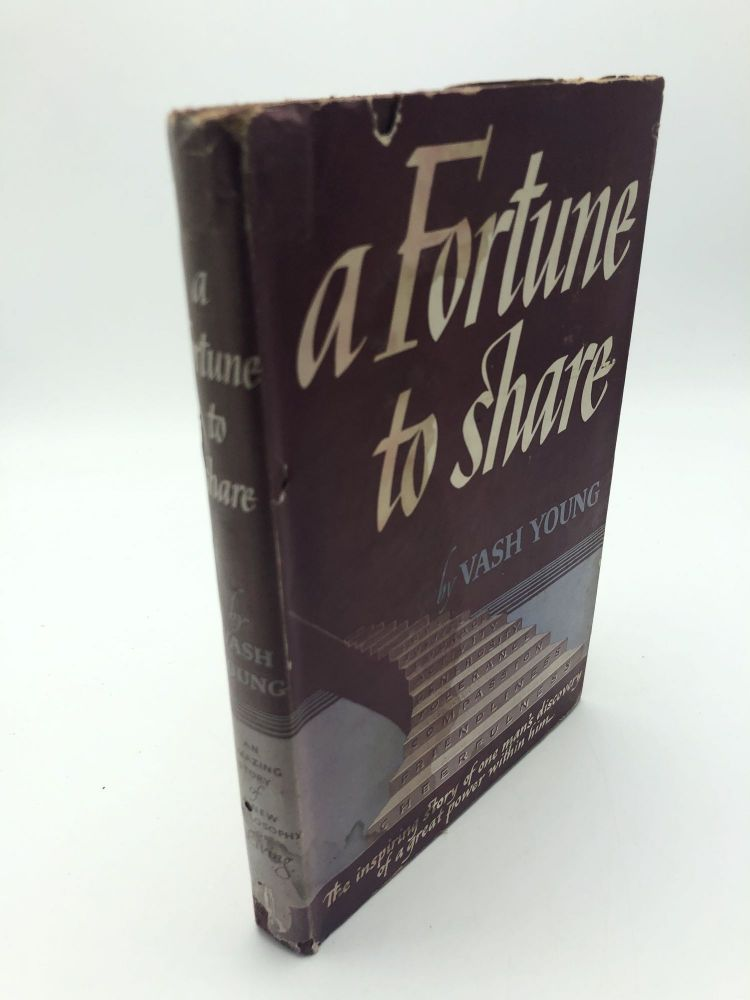 A Fortune to Share. Vashni Young.