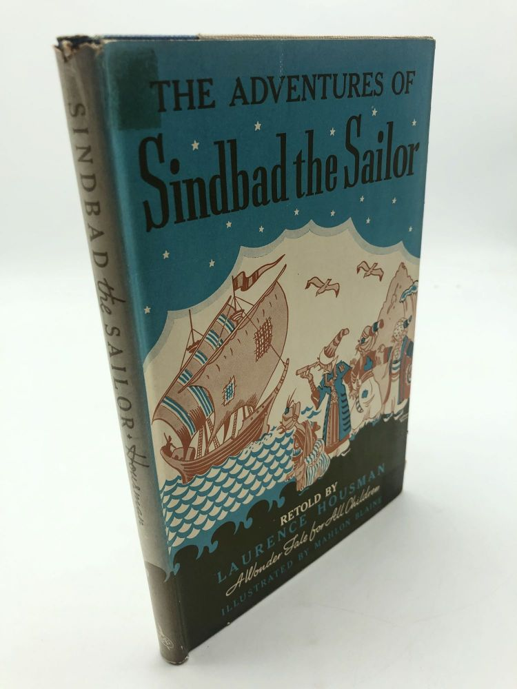 The Adventures of Sinbad the Sailor. Laurence Housman.