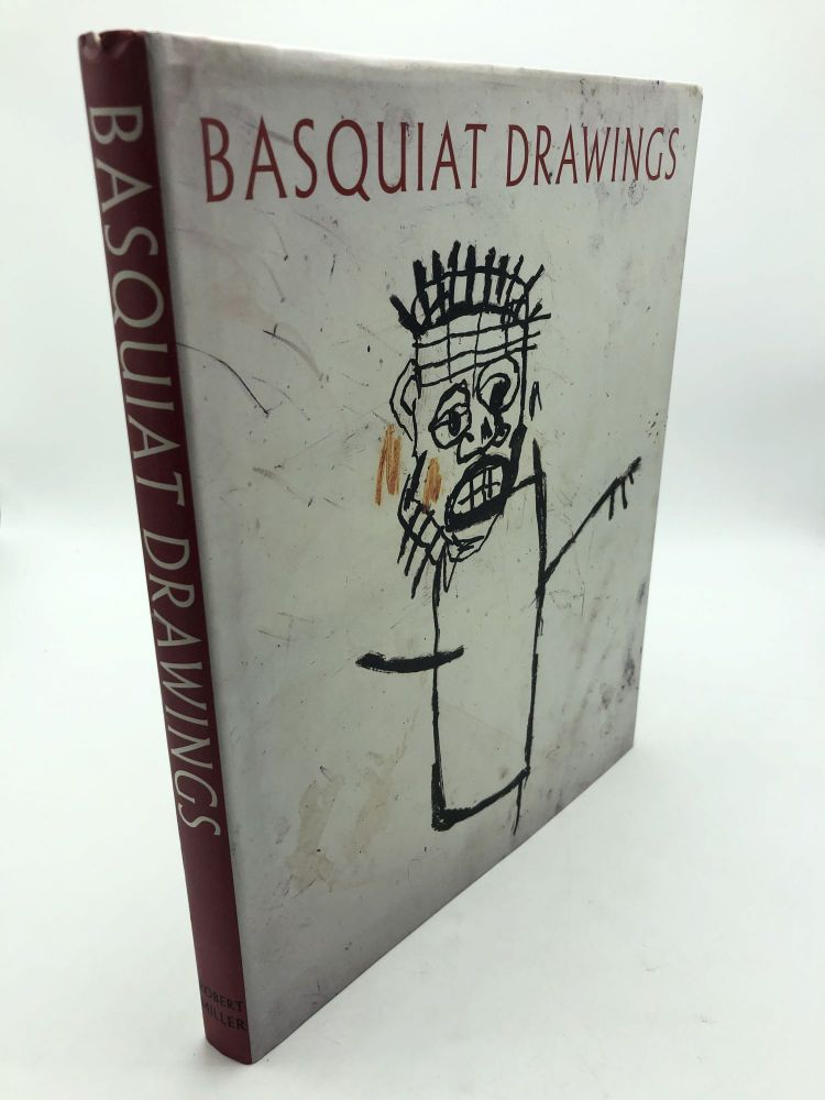 Jean Michel Basquiat: Drawings. John Cheim, Robert Storr, intro.