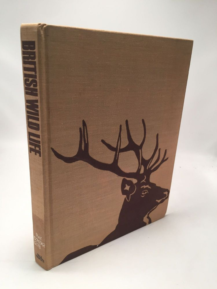 British Wild Life: A Selection from the National Collection of Nature Photographs. E. M. Nicholson.