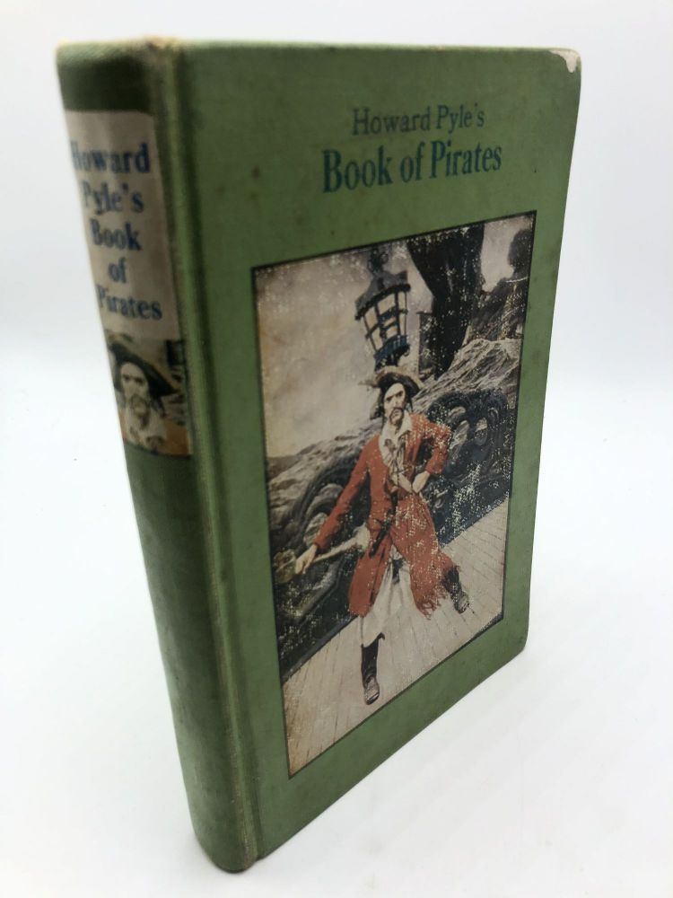Howard Pyle's Book of Pirates. Merle Johnson, comp.