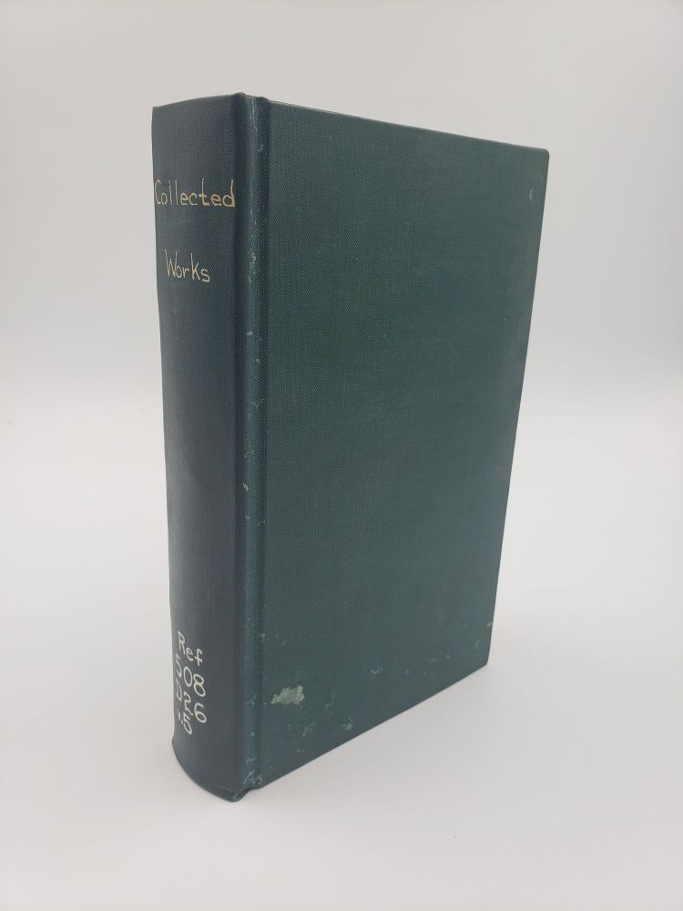 The Collected works of Sir Humphry Davy: Bakerian Lectures and Miscellaneous Papers from 1806 to 1815 (Volume 5). John Davy.