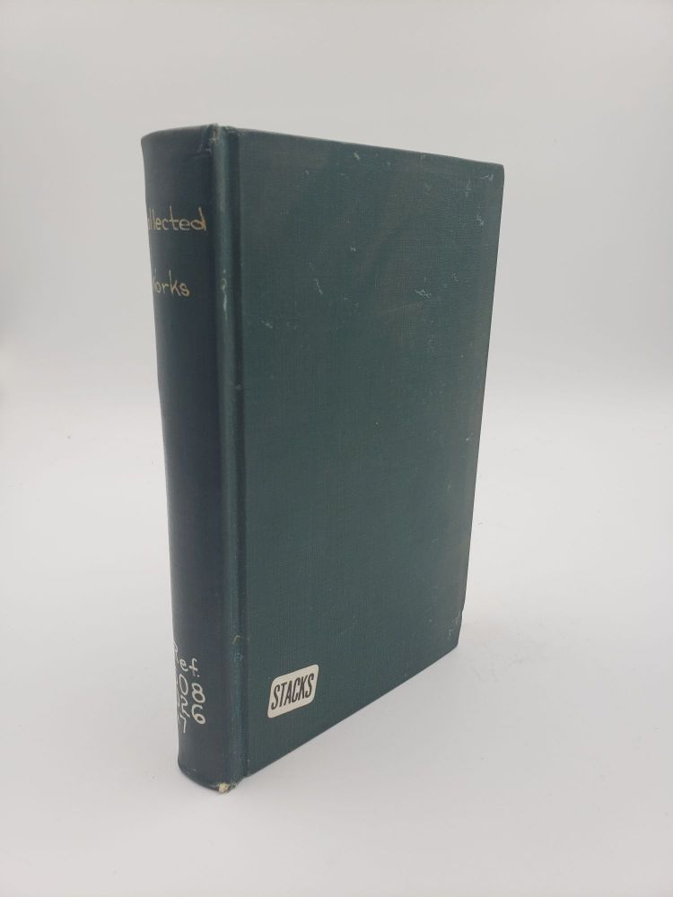 The Collected works of Sir Humphry Davy: Discourses Delivered Before The Royal Society; and Agricultural Lectures, Part I (Volume 7). John Davy.