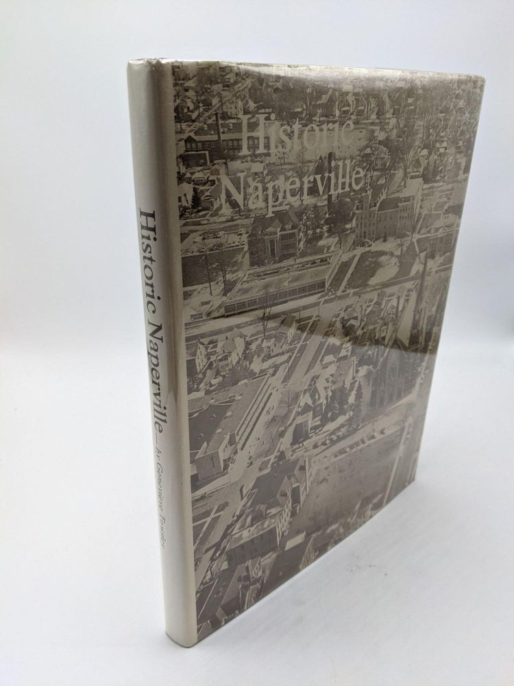 Historic Naperville. Genevieve Towsley.