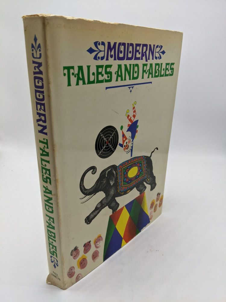 Modern Tales And Fables.