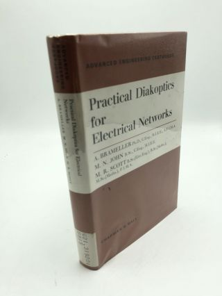 Alfred Brameller. Practical Diakoptics for Electrical Networks