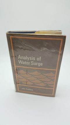 Analysis Of Water Surge. John Pickford