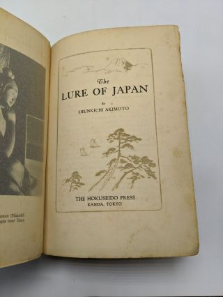 The Lure of Japan