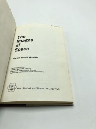 The Images of Space