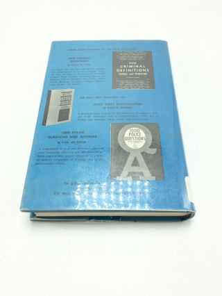 Police Sergeant's Manual