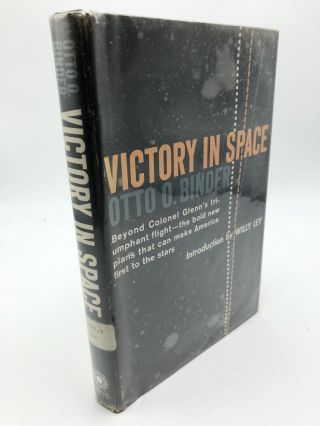 Victory in Space. Otto O. Binder