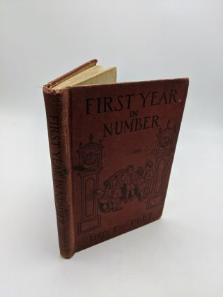 First Year in Number. Fred Hoyle