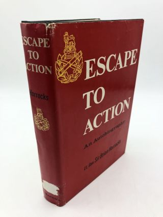 Escape to Action. Brian Horrocks