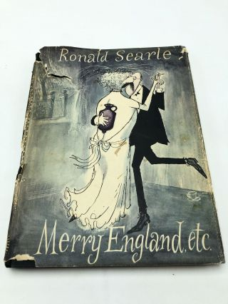 Merry England, Etc. Ronald Searle