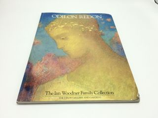 Odilon Redon: The Ian Woodner Family Collection. John Buchanan