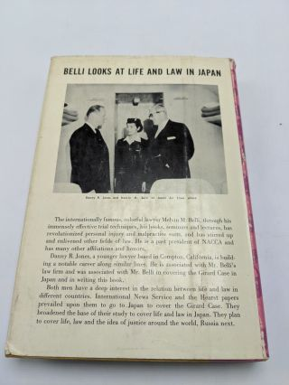Belli Looks At Life And Law In Japan