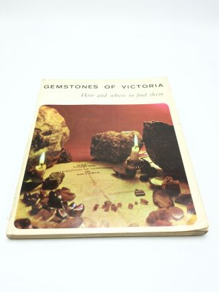 Gemstones Of Victoria. Derrick Stone