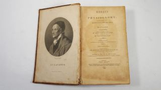 Essays On Physiognomy; for the Promotion of the Knowledge and the Love of Mankind, (4 Volumes)