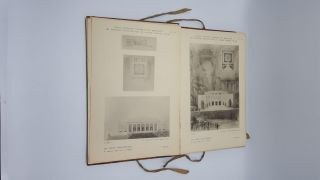 Architectural Competitions of the 1925-1926 School Year