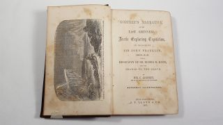 Godfrey's Narrative Of The Last Grinnell Artic Exploring Expedition