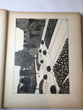Gardens : A Notebook Of Plans And Sketches