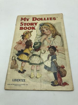 My Dollies Story Book. Children's Book