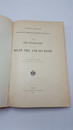 The Physiography Of The Nile River And Its Basin