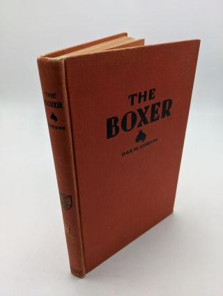 The Boxer. Dan M. Gordon
