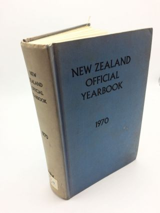 New Zealand Official Yearbook 1970