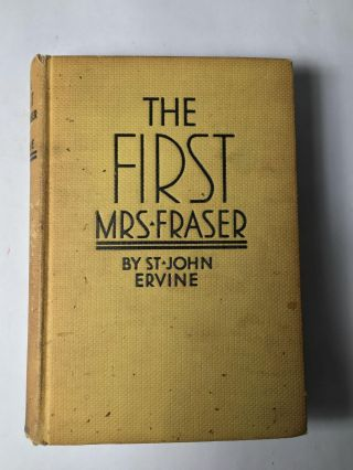The First Mrs. Fraser
