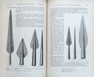 The Ancient Bronze Implements, Weapons, and Ornaments, of Great Britain and Ireland