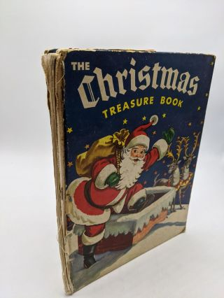 The Christmas Treasure Book. Hilda Marx