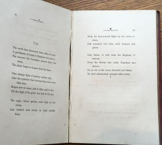 Josephine and Other Poems