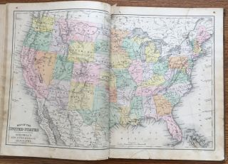 Mitchell's New Intermediate Geography. A System of Modern Geography, designed for the use of...