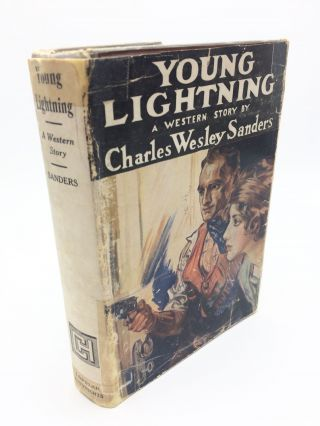 Young Lightning. Charles Wesley Sanders