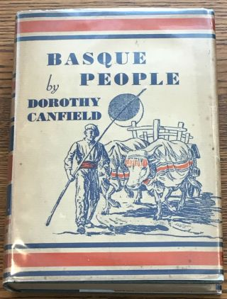 Basque People. Dorothy Canfield