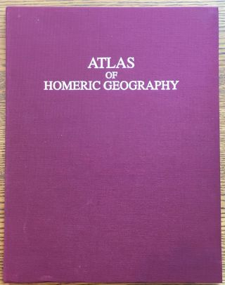 Atlas of Homeric Geography. Roberto Salinas Price