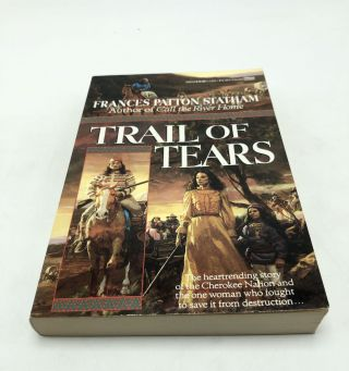 Trail of Tears. Frances Patton Statham
