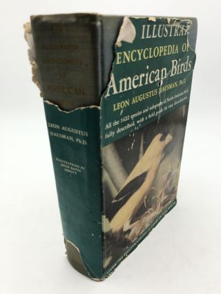 The Illustrated Encyclopedia of American Birds. Leon Augustus Hausman