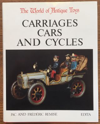 Carriages, Cars and Cycles. Jac, Frederic Remise