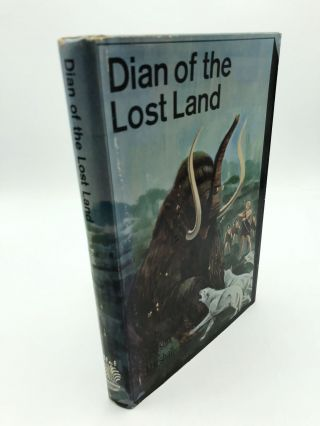 Dian of the Lost Land. Edison Marshall