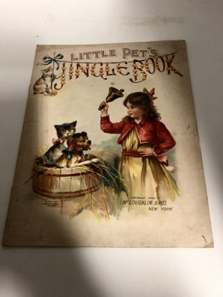 Little Pet's Jingle Book