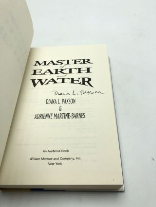 Master of Earth & Water