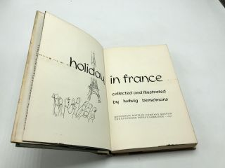 Holiday in France