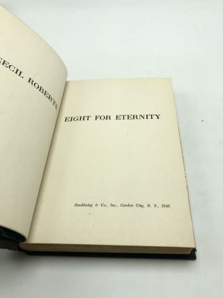 Eight For Eternity