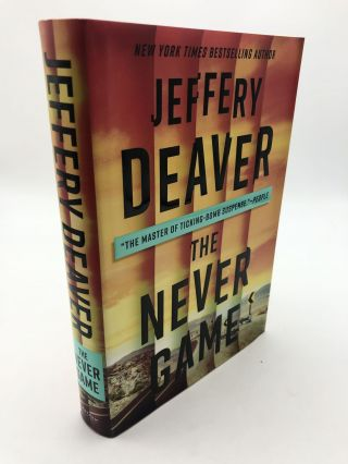 The Never Game. Jeffery Deaver