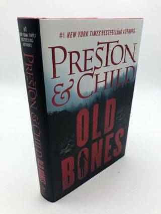 Old Bones. Lincoln Child Douglas Preston