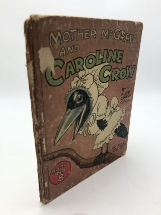 Mother McGrew and Caroline Crow. Alice Crew Gall