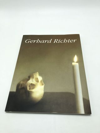 Gerhard Richter: Paintings. Gerhard Richter